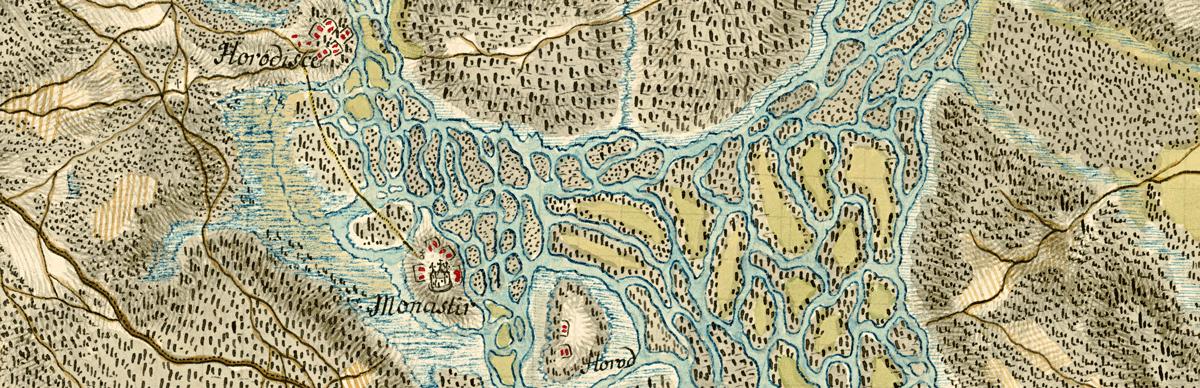 Galizien Karte.Karte Von Galizien 1779 1783